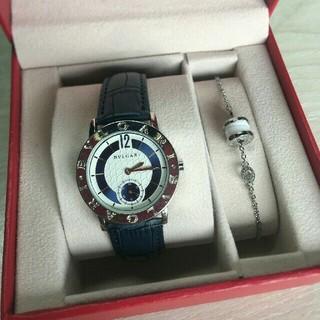 ブルガリ(BVLGARI)のBV 時計プレスレットリング2点セット特価販売(腕時計)