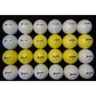 スリクソン(Srixon)の※【美品】スリクソン トライスター 24球 ロストボール ゴルフボール(その他)