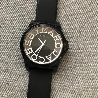 マークバイマークジェイコブス(MARC BY MARC JACOBS)のマークジェイコブス   腕時計  美品(腕時計)