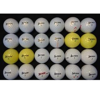 スリクソン(Srixon)の※スリクソン トライスター 24球① ロストボール ゴルフボール(その他)