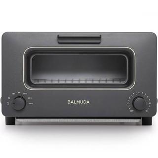 バルミューダ(BALMUDA)のバルミューダ トースター 黒 新品未使用(調理機器)