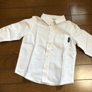ニシマツヤ(西松屋)の白シャツ(ドレス/フォーマル)