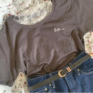 RayCassin - Ray Cassin IZ 刺繍ロゴTシャツ