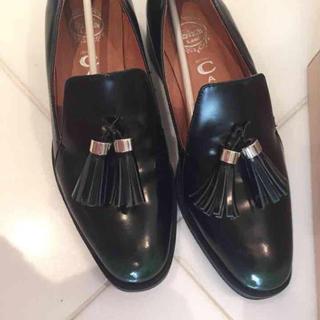 ジェフリーキャンベル(JEFFREY CAMPBELL)の美品❤️ジェフリーキャンベル ローファー(ローファー/革靴)