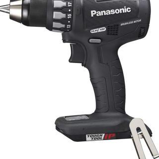 パナソニック(Panasonic)の新品 パナソニック 充電ドリルドライバー EZ74A2X-B (黒)本体のみ(工具/メンテナンス)
