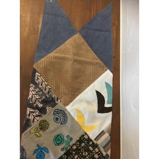ミナペルホネン(mina perhonen)のミナペルホネン knot bag あずま袋 トートバッグ(トートバッグ)