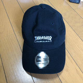スラッシャー(THRASHER)のTHRASHERの帽子(キャップ)