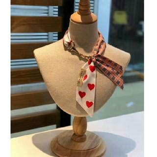 バーバリー(BURBERRY)のバーバリー ツイリースカーフ(バンダナ/スカーフ)