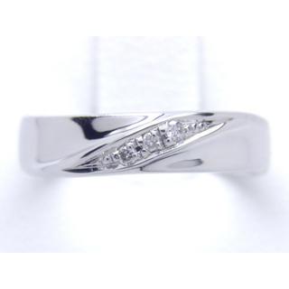 お値引き不可 K18 ダイヤモンド リング*(リング(指輪))
