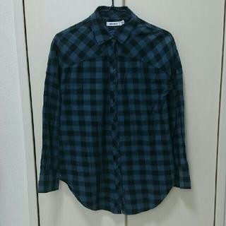 アディダス(adidas)のアディダス オリジナルス チェックシャツ(Tシャツ/カットソー(半袖/袖なし))