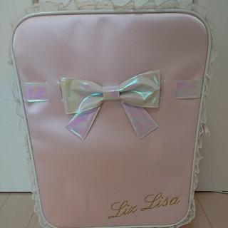 LIZ LISA - ☆大幅値下げ☆※1回使用※ LIZ LISA フリルリボン キャリーバッグ