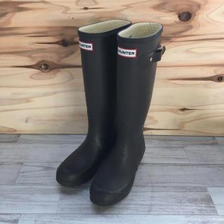 ハンター(HUNTER)のハンターレインブーツ UK5(23.5)(レインブーツ/長靴)