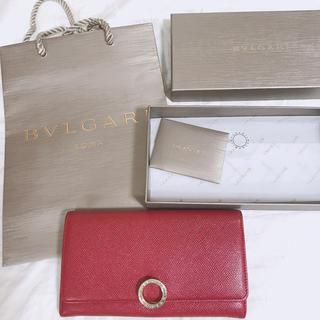 ブルガリ(BVLGARI)のBVLGARI 長財布(財布)
