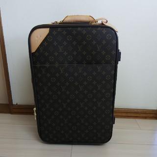 ルイヴィトン(LOUIS VUITTON)のウィルのママ専用 ルイヴィトン ペガス55 キャリーバッグ(スーツケース/キャリーバッグ)