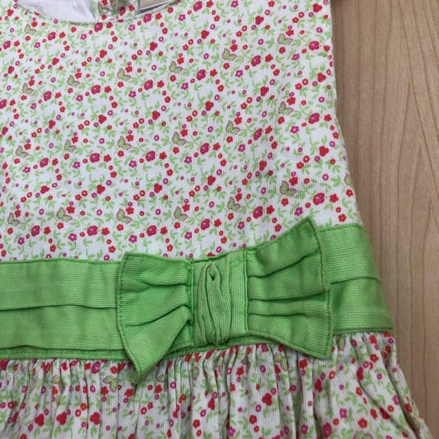 LAURA ASHLEY(ローラアシュレイ)のローラアシュレイ キッズ/ベビー/マタニティのキッズ服 女の子用(90cm~)(ワンピース)の商品写真