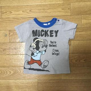 しまむら - しまむら ミッキー Tシャツ 90サイズ