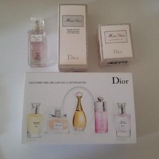 ディオール(Dior)の六点セット(ボディローション/ミルク)