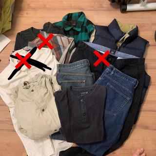 ユニクロ(UNIQLO)の男性衣料品 まとめて。XL相当。(その他)