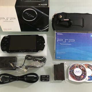 PlayStation Portable - ☆極美品☆ PSP-3000 ピアノブラック