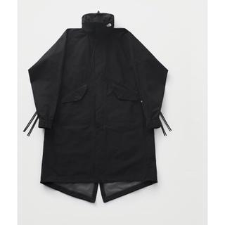 ハイク(HYKE)のTHE NORTH FACE HYKE GTX Military Coat(ナイロンジャケット)