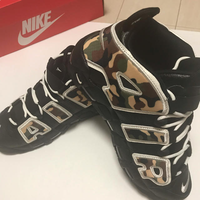 cheap for discount 9f4f5 d622f AIR MORE UPTEMPO '98 QS SU19 サイズ26cm