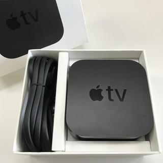アップル(Apple)のApple TV 4K 32GB(その他)