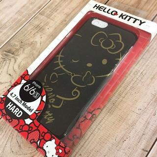 ハローキティ(ハローキティ)のキティ iPhone6/6s スマホケース   SAN362B(iPhoneケース)