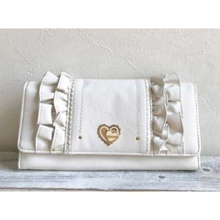 リズリサ(LIZ LISA)のリズリサ  フリル長財布(財布)