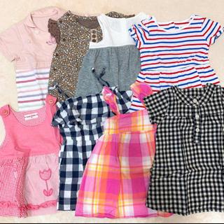 ベビーギャップ(babyGAP)のベビー服.女の子.まとめ売り(その他)