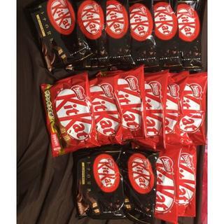 ネスレ(Nestle)のキットカット ミニ キットカット ミニ オトナの甘さ 8袋+8袋=合計16袋(菓子/デザート)