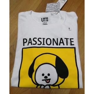 ユニクロ(UNIQLO)の新品◆BTS BT21 UNIQLO ユニクロ チミーTシャツ bts Sサイズ(K-POP/アジア)