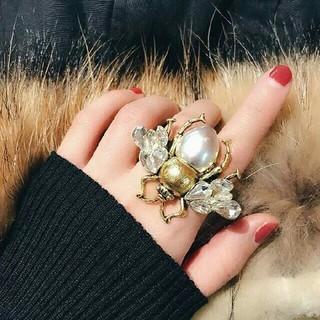 グッチ(Gucci)の超美品 GUCCI グッチ指輪 レディース (リング(指輪))
