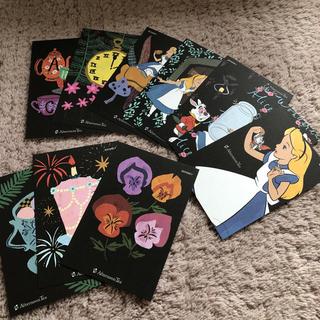 アフタヌーンティー(AfternoonTea)のアフタヌーンティ ポストカード 非売品 10枚セット(ノベルティグッズ)