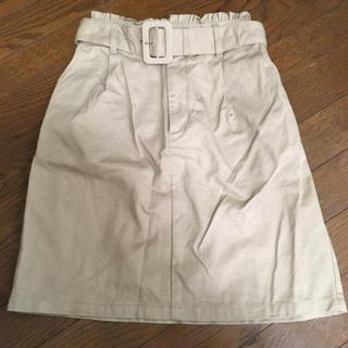 マジェスティックレゴン(MAJESTIC LEGON)のベルト付きスカート(ミニスカート)