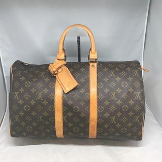 ルイヴィトン(LOUIS VUITTON)のルイヴィトン キーポル ボストンバッグ 旅行バッグ ハンドバッグ(ボストンバッグ)