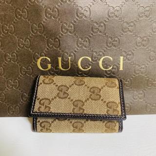 グッチ(Gucci)のGUCCI グッチ 6連キーケース 未使用品(キーケース)
