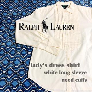 ラルフローレン(Ralph Lauren)の▼ RALPH LAUREN dress shirt ▼(シャツ/ブラウス(長袖/七分))