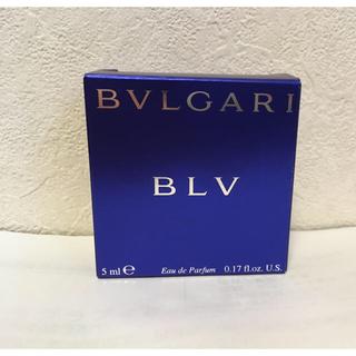 ブルガリ(BVLGARI)の☆BVLGARI ブルーオードパルファム(ユニセックス)