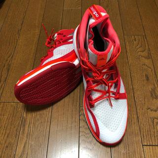 アディダス(adidas)のアディダス バスケットボールシューズ  アディゼロ(バスケットボール)