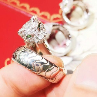 カルティエ(Cartier)の小悪魔の誘惑 cartier 指輪 カルティエ  リング  男女兼用(リング(指輪))