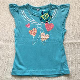 しまむら - CORN HOUSE Tシャツ 80