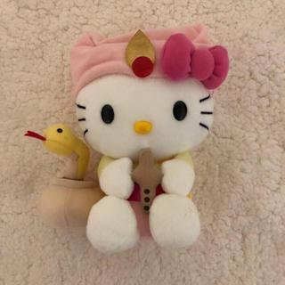 ハローキティ - ぬいぐるみ キティー