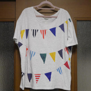 ユニクロ(UNIQLO)のUNIQLO Tシャツ XLサイズ(Tシャツ(半袖/袖なし))