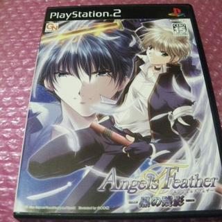 プレイステーション2(PlayStation2)のPS2 エンジェルズフェザー黒の残影⇒送料無料(家庭用ゲームソフト)