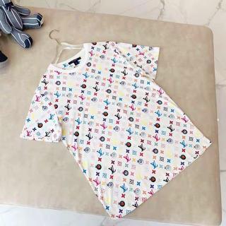 ルイヴィトン(LOUIS VUITTON)のLouis Vuitton ルイヴィトン 村上隆 Tシャツ S(Tシャツ(半袖/袖なし))