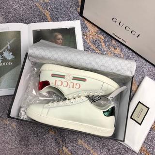 Gucci - Gucci男女兼用カジュアルスニーカー23.5