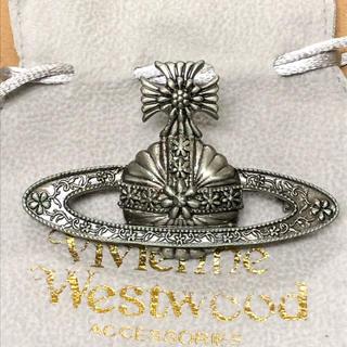 ヴィヴィアンウエストウッド(Vivienne Westwood)のVivienneWestwood ブローチ(ブローチ/コサージュ)