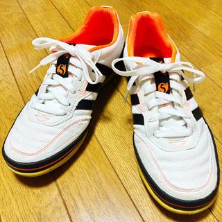 adidas - 【美品】adidas SALA フットサルスニーカー 26㎝