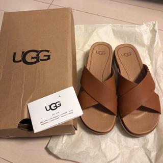UGG - ugg レディース サンダル アグ