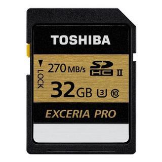 トウシバ(東芝)の東芝 TOSHIBA SDXU-C032G SDHCカード UHS-II 32G(その他)